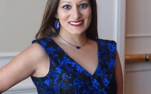January guest speaker - Kiran Chawla